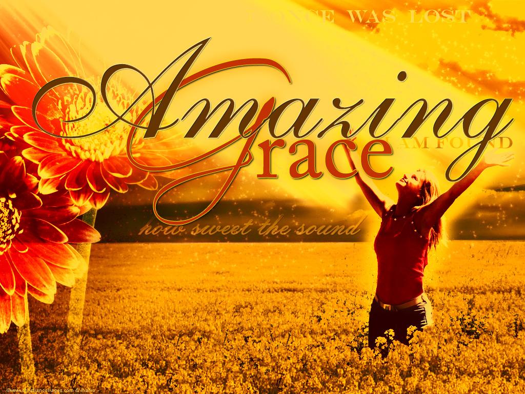 Amazing Grace is a Sound so Sweet | Gigi Murfitt